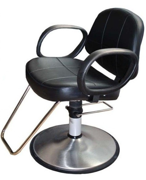 Hp12 lb12ufc hampton styling chair styling chairs hair for A m salon equipment