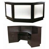 Three-sided Reception Desk  $5,779.00