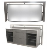 Standing Reception Desk  $6,299.00