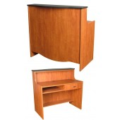 Cameo Reception Desk  $879.00