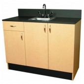Organizer BAse Cabinet w/Stainless Bar Sink  $879.00