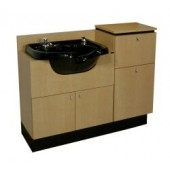 QSE NEO Shampoo Cabinet with Shampoo Assistant $1458.00