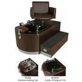 Cigno Pipeless Pedicure Unit  $5,529.00