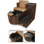 Kelsey Pedicure Unit  $5,709.00