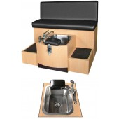 Cameo Pedicure Unit  $3,419.00