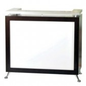 Reception Desk W/Lit Front Panel  $2,295.00
