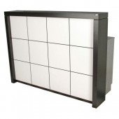 Alta Reception Desk  $2,609.00