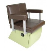 Quarta Shampoo Chair with Legrest  $929.00