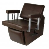 Quarta Electric Shampoo Chair with Legrest  $1,429.00