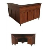 Bradford L-shaped Reception Desk  $7,219.00