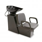 Fiberglass Backwash Unit with Porcelain Bowl  $1,121.00