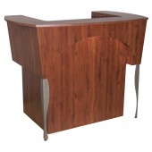 Brandi Reception Desk  $2,321.00