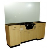 Classic Barber Styling Station  $2,838.00
