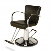 Emily Hydraulic Styling Chair on Round Base  $518.00