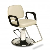 Sassi All Purpose Styling Chair on Round Base  $668.00