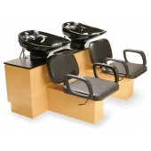 Double Shampoo Unit  $3,900.00