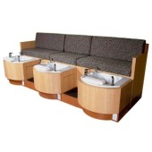 Cielo Triple-Basin Pipeless Pedicure  $15,499.00