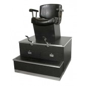 Continental Shoe-Shine stand  $2,850.00