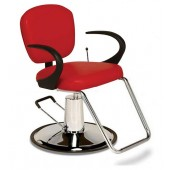 Stiletto All Purpose Styling Chair on Round Base  $720.00