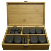 36 Hot Stone Package  $78.00